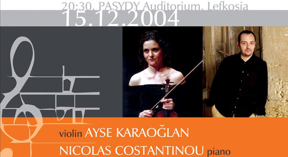 2004 Violin and piano