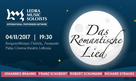 Das Romantische Lied, Voice and piano recita